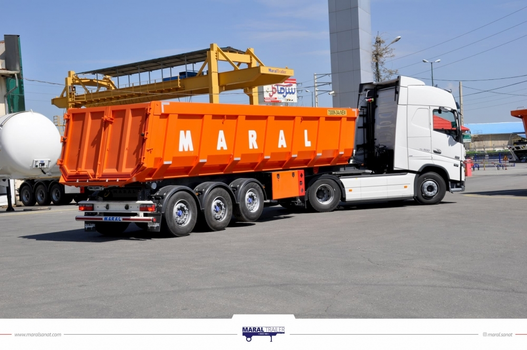 MRL DS00002 - tipper